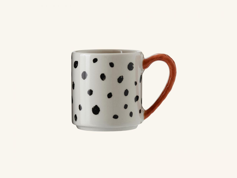 Pippi Anniversary mug Dots 20 cl