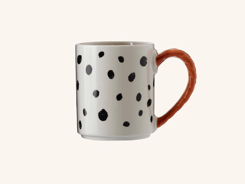 Pippi Anniversary mug Dots 35 cl