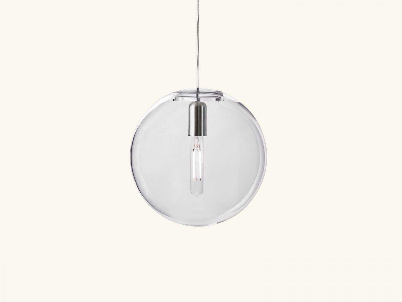Luna lamp clear medium