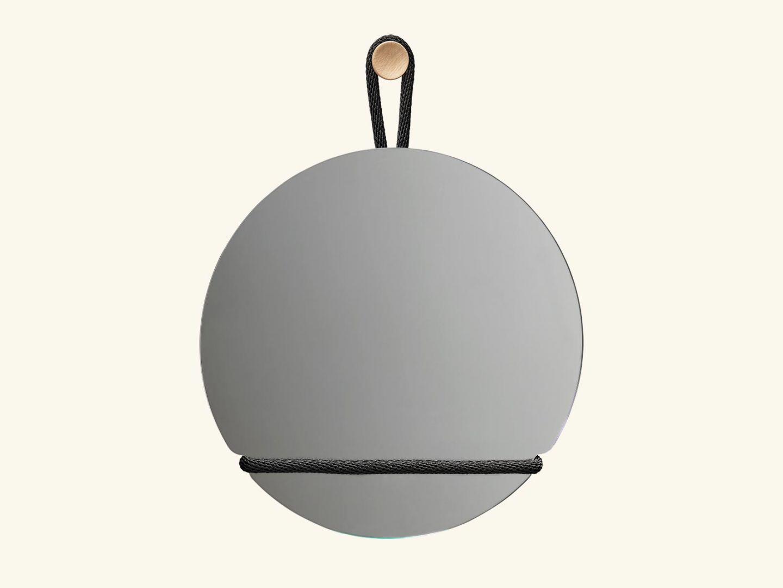 Lasso Mirror Round