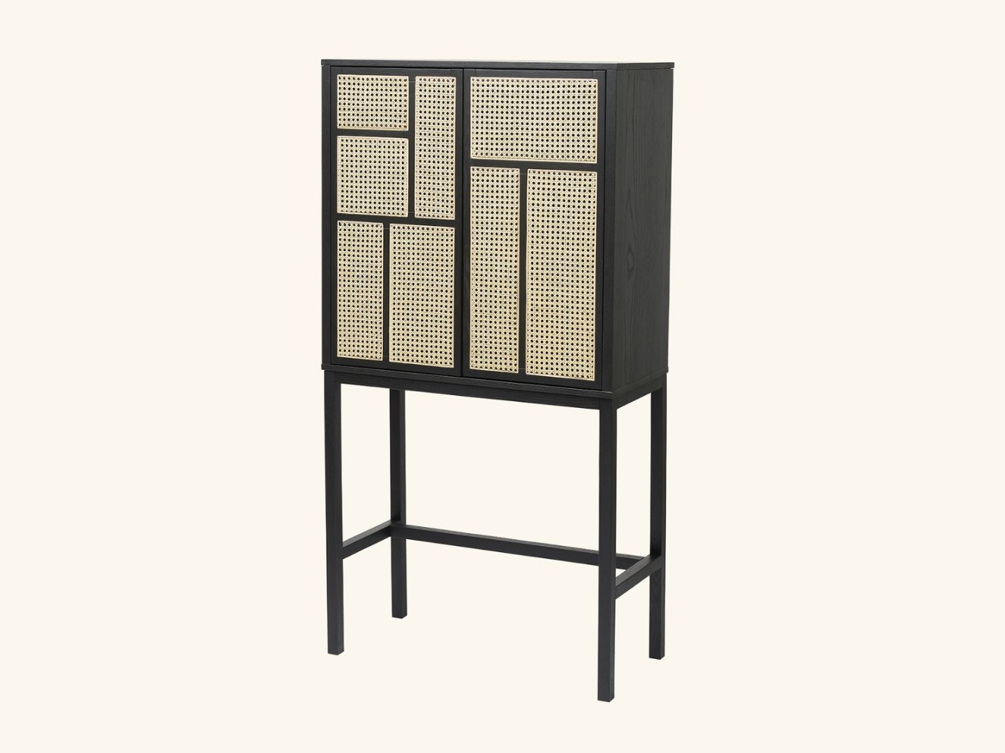 Air cabinet Stained Black