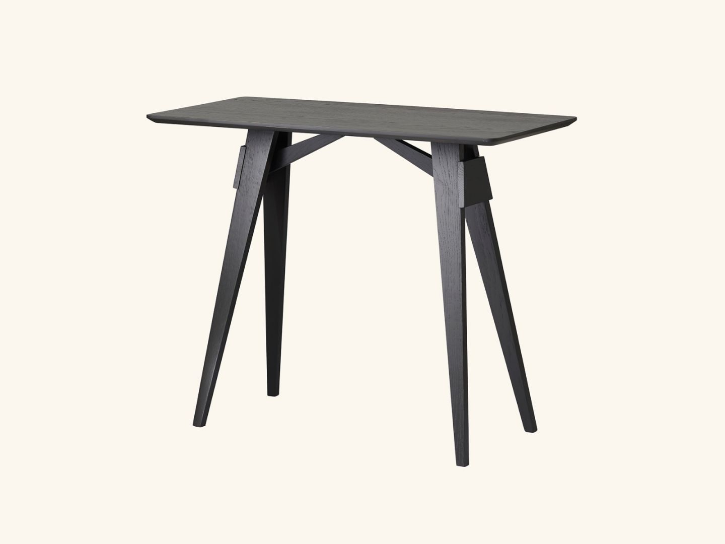 Arco side table Black