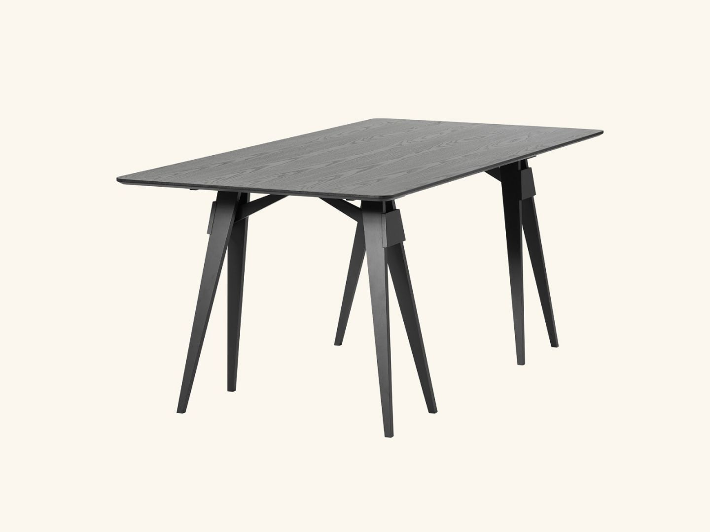 Arco table 90x180 Black