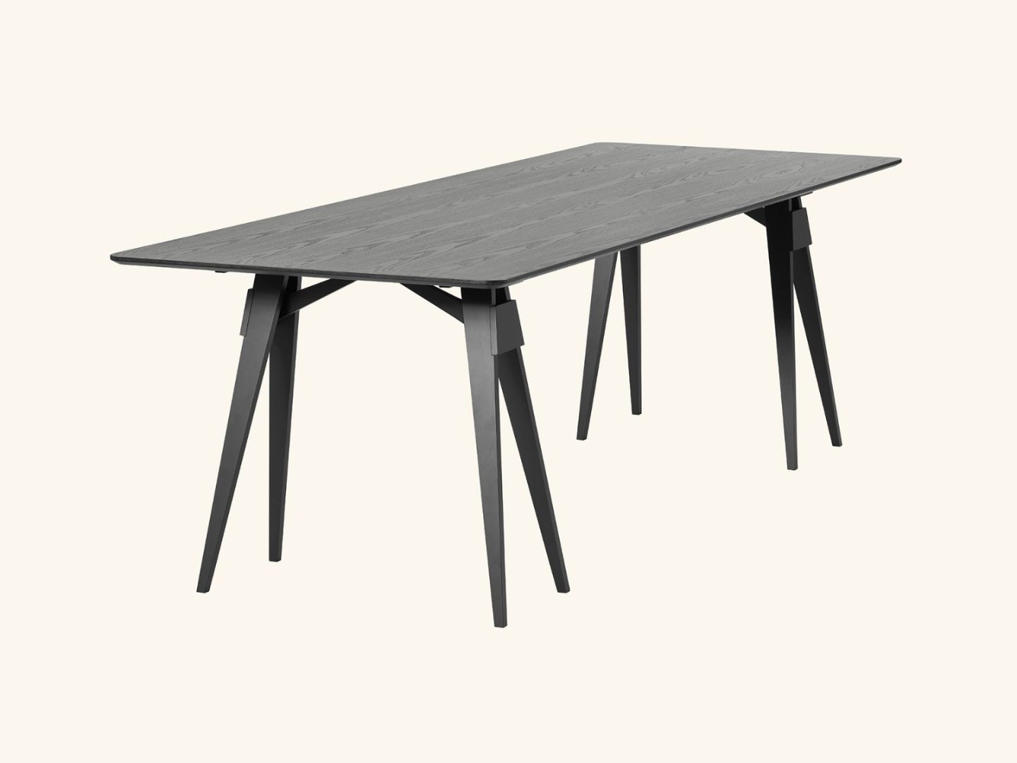 Arco table 90x220 Black