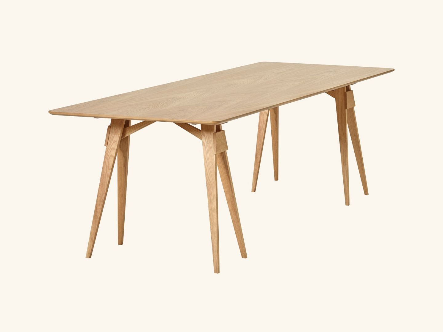 Arco table 90x220 Oak