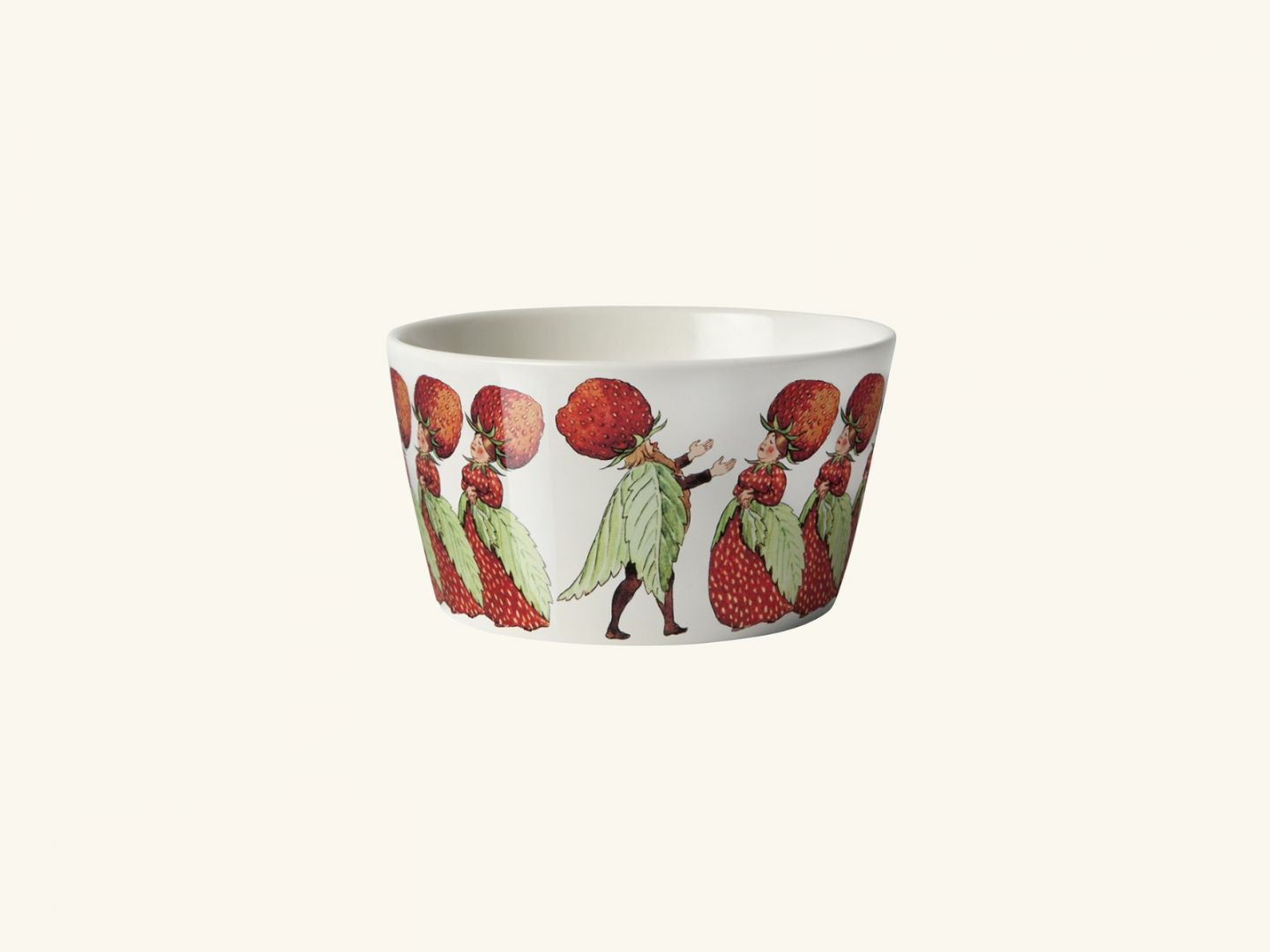 Bowl, The Strawberry family