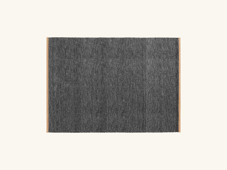 Björk rug Dark grey 170x240cm