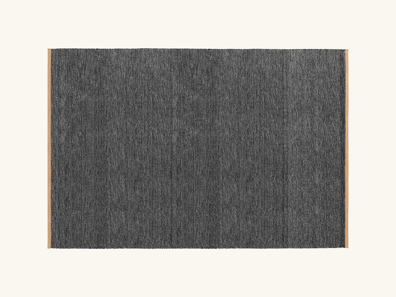 Björk rug Dark grey 200x300cm