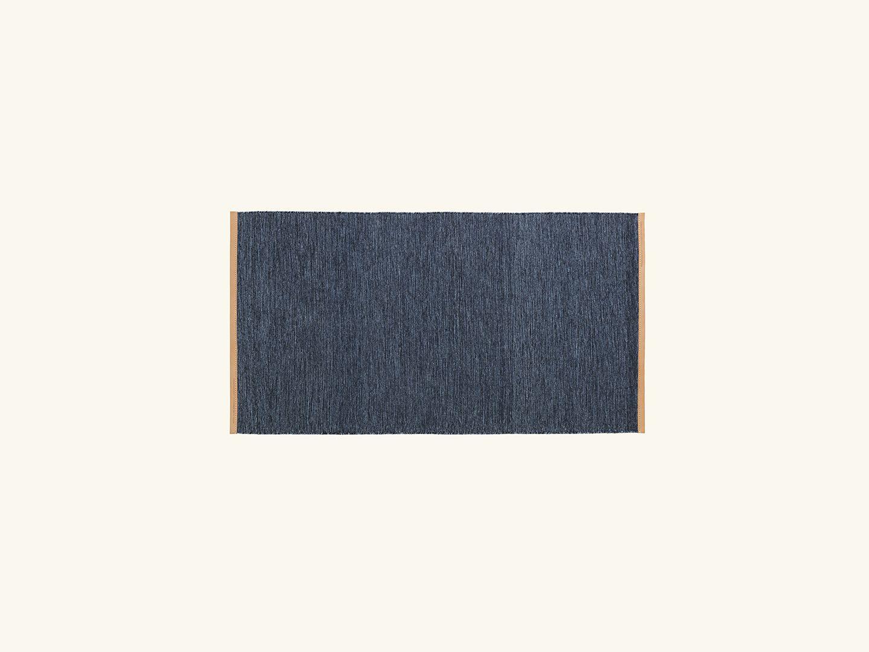 Björk rug Blue 70x130cm