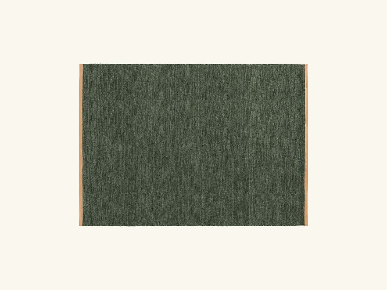 Björk rug Green 170x240cm