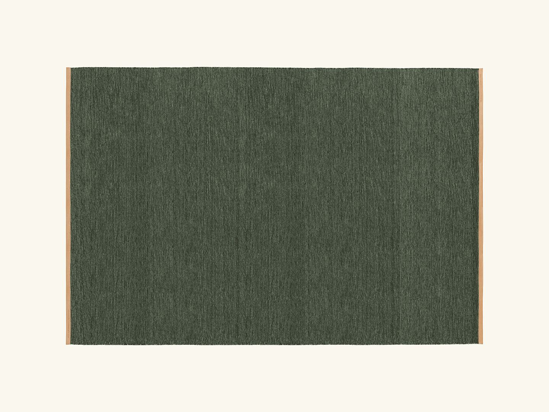 Björk rug Green 200x300cm