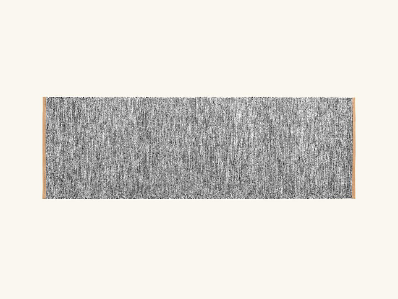 Björk rug Light grey 80x250cm