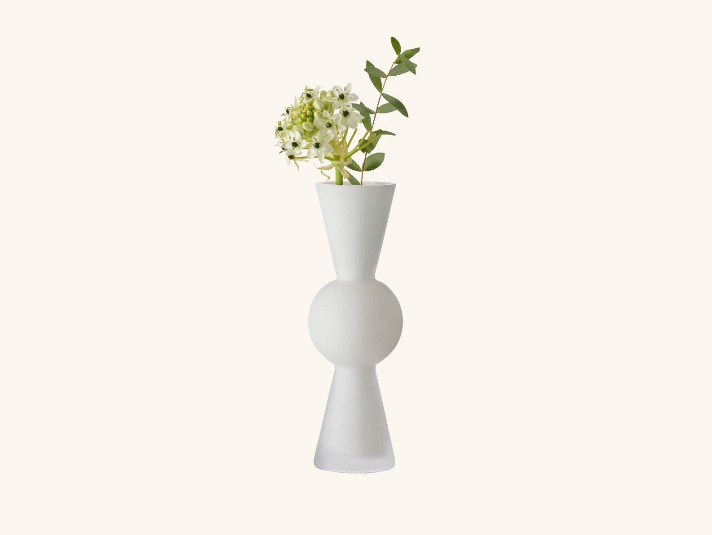 BonBon Vase White