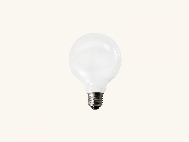 Opaque led bulb 95mm