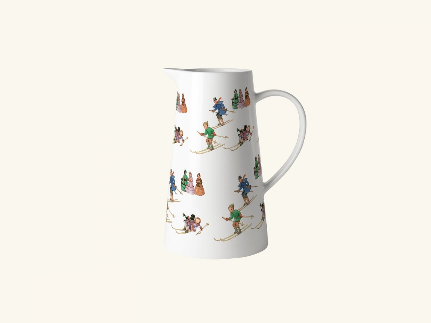 Christmas Jug, Christmas/Winter