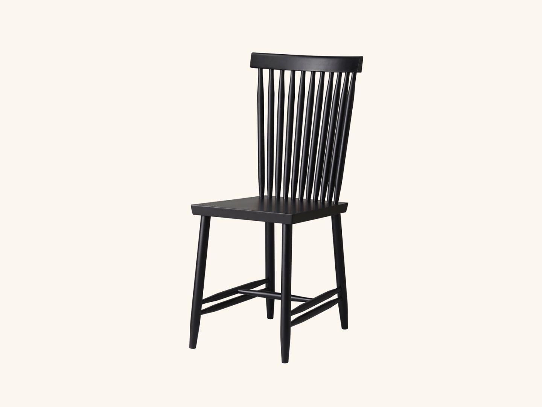 Family chair No.2 Black