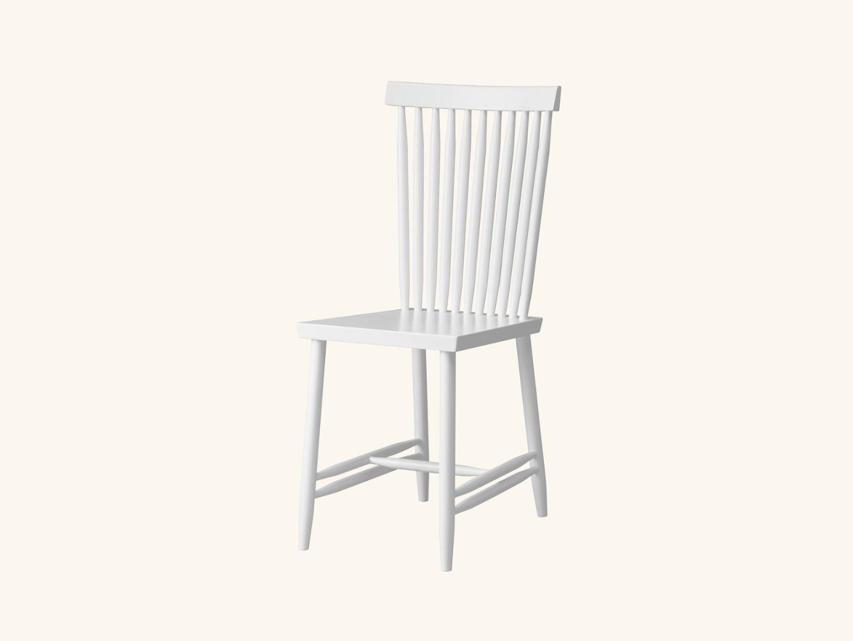 Family chair No.2 White