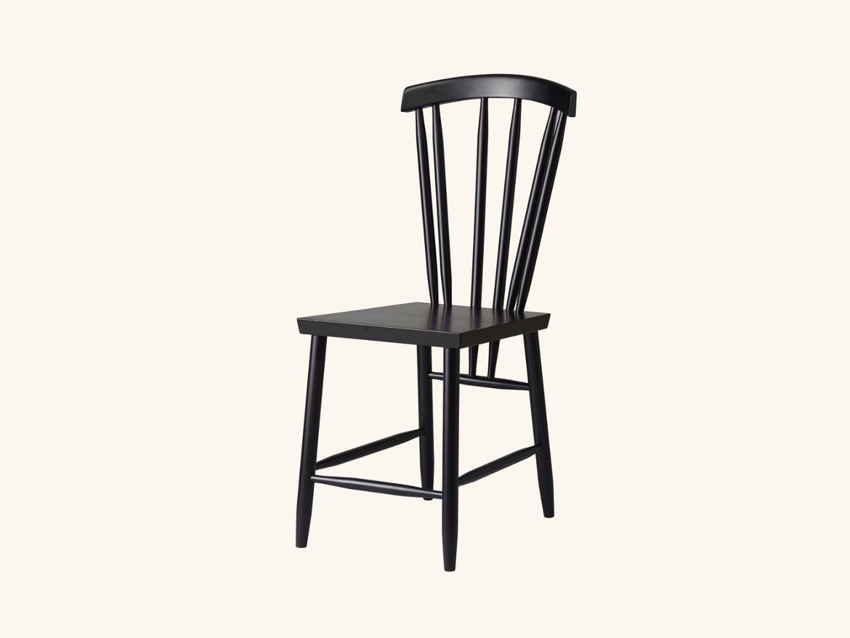 Family chair No.3 Black