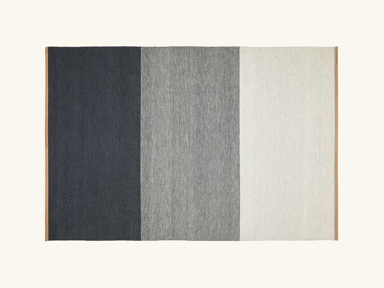 Fields rug Blue/Grey 200x300cm