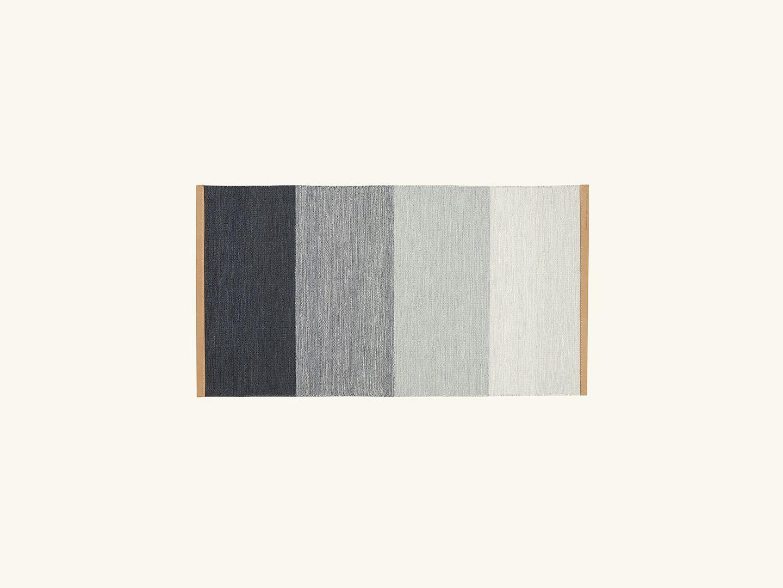 Fields rug Blue/Grey 70x130cm