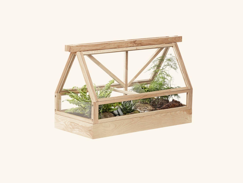 Greenhouse top part Ash