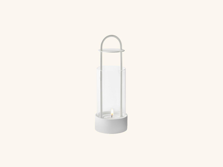 Lotus Lantern Mini White