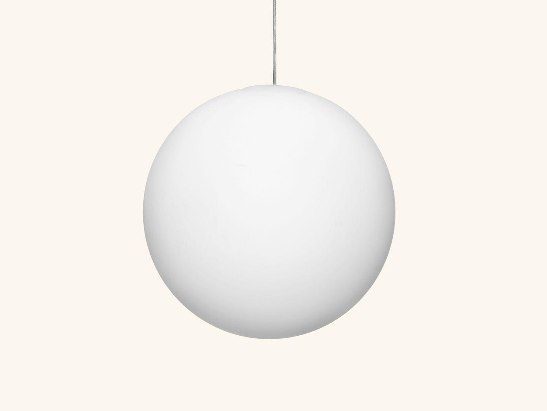 Luna lamp Opaque Large