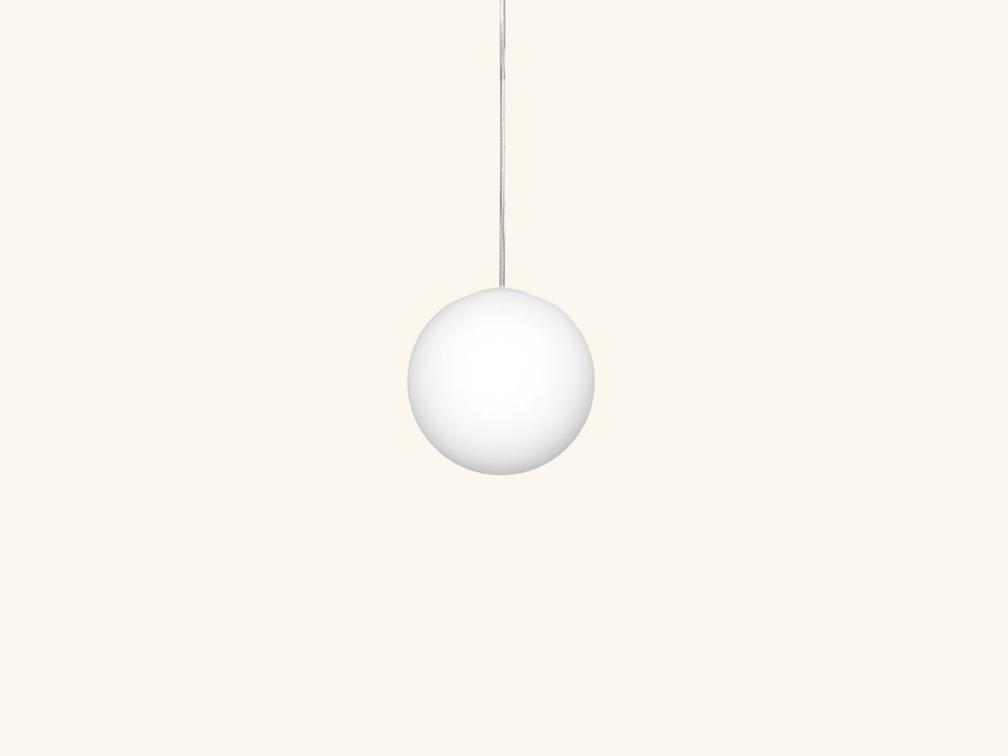 Luna lamp Opaque Small