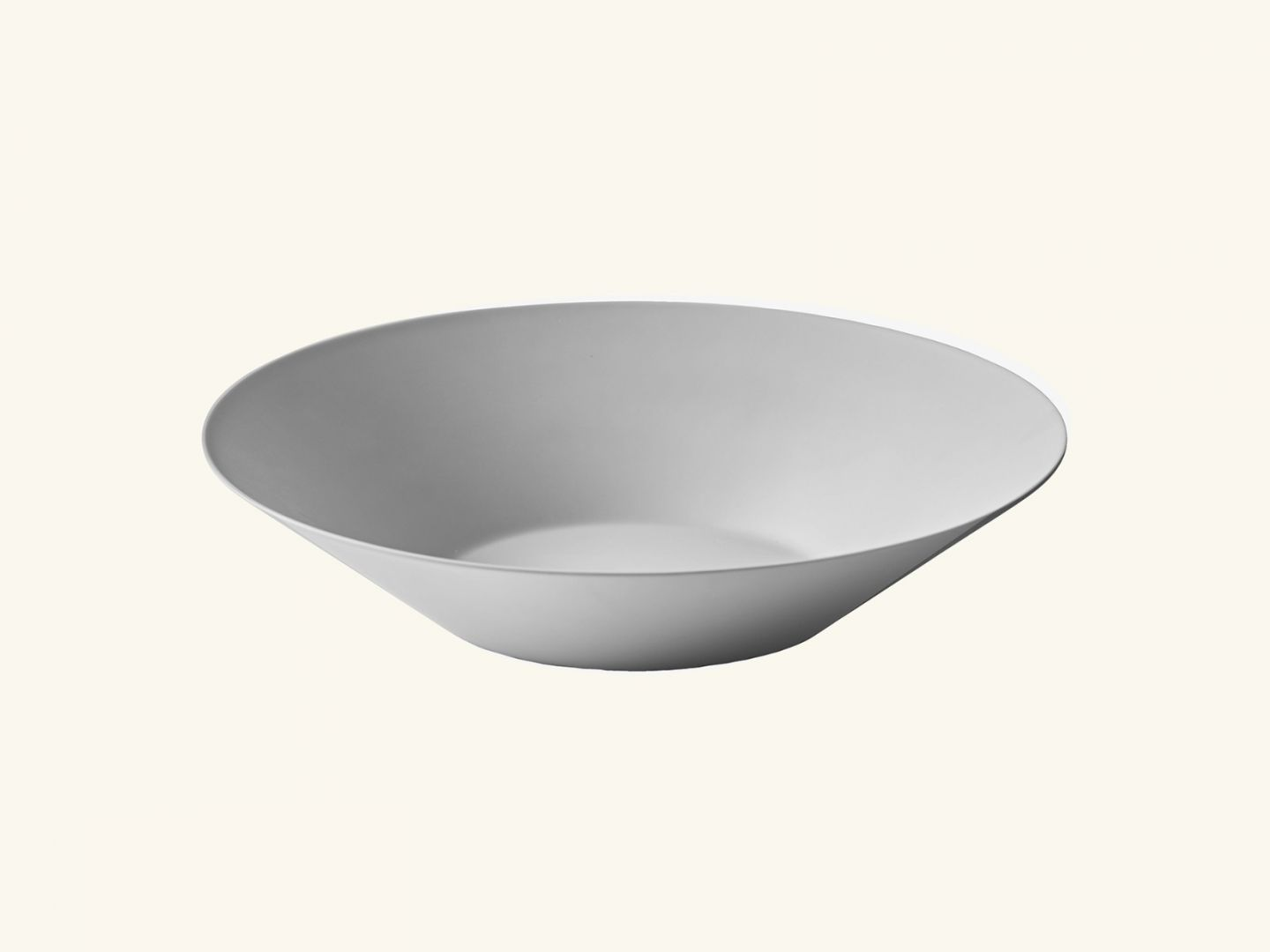 Melamine Bowl Grey