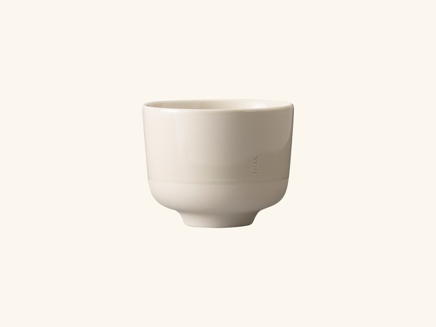 NM& Sand bowl/cup