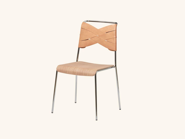 Torso chair Oak/natural