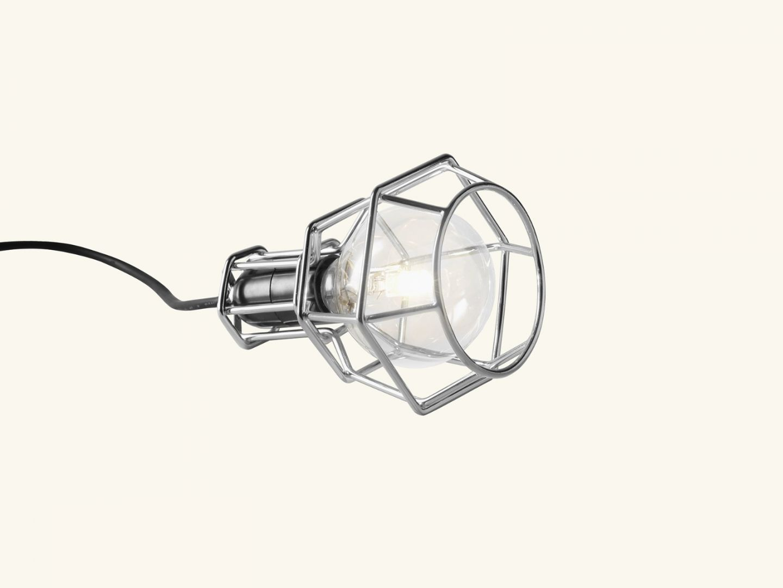 Work lamp Chrome
