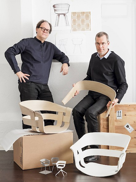 Jesper Ståhl & Karl Malmwall