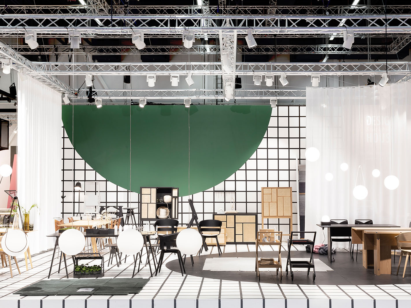 Stockholm Furniture & Light Fair is over for this time!